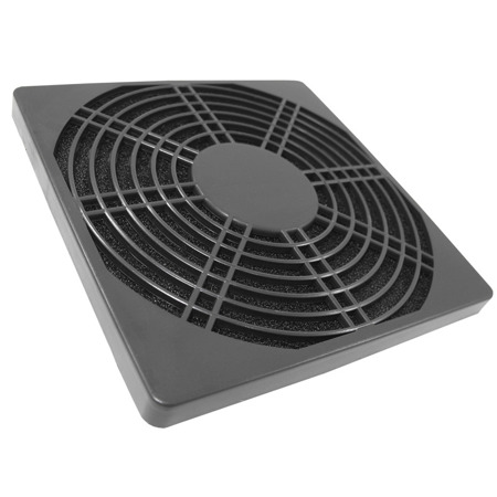 AAB Cooling Plastic Filter 80 Black
