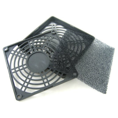 AAB Cooling Plastic Filter 92 Black