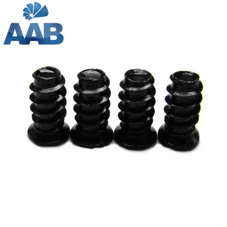 AABCOOLING Black Screws 1