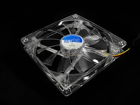 AABCOOLING Super Silent Fan 14 Blue LED