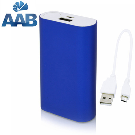 NonStop PowerBank Allu Blue 4000mAh