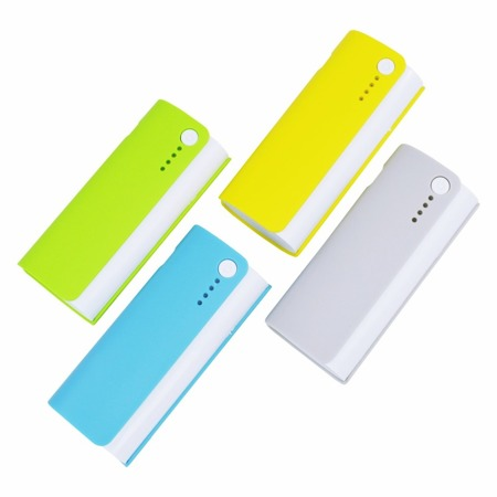 NonStop PowerBank Ammo Yellow 4000mAh
