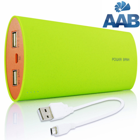 NonStop PowerBank Herro Green 15600mAh Samsung