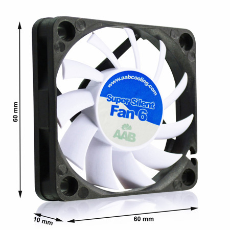 AABCOOLING Super Silent Fan 6