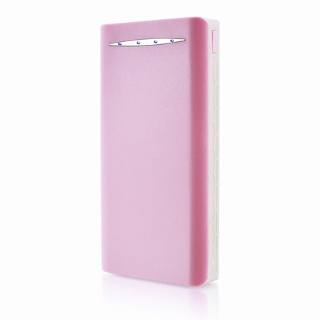 NonStop PowerBank Sella Rose 20800mAh