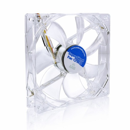 AABCOOLING Super Silent Fan 12 BLUE LED